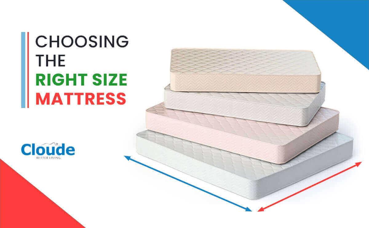 Choosing the Right Size Mattress