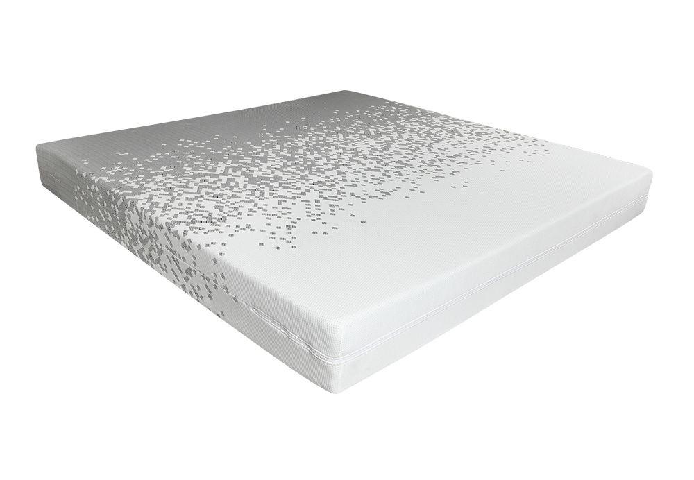 Infini Hybrid - Orthopaedic Support, Memory Foam & Rebounded Foam Combination Mattress